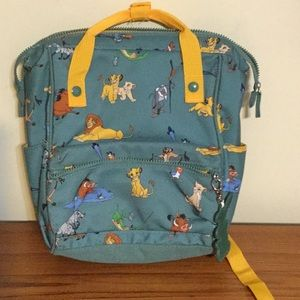 Lion King mini backpack